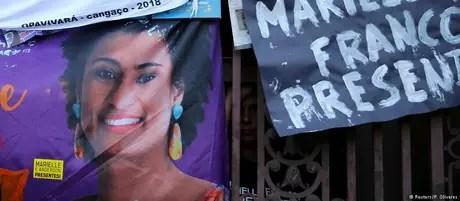 Marielle Franco e o motorista Anderson Gomes foram assassinados em 14 de março no Rio de Janeiro