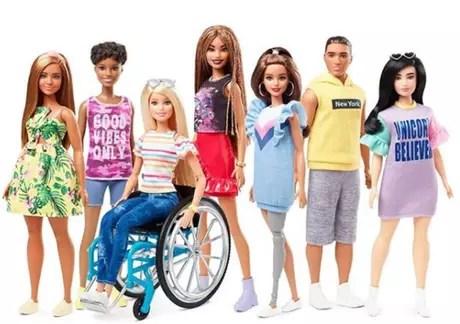 Fabricante de brinquedos anunciou sete novos modelos.