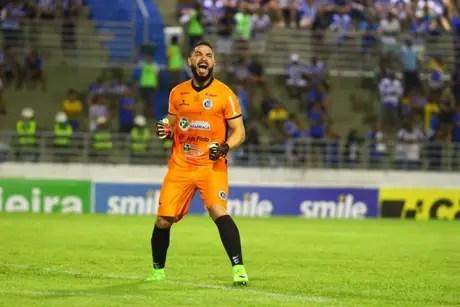 Marcão comemora fase positiva da equipe (Foto: Divulgação)