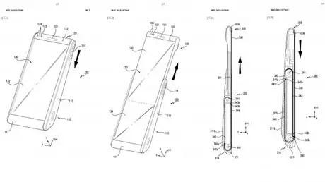 Mais que dobrável: Samsung registra patente de celular