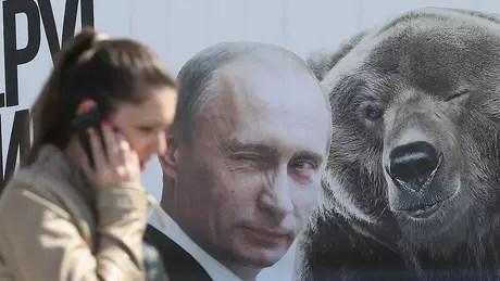 A sede do FaceApp fica na Rússia, onde o presidente Vladimir Putin estabeleceu as próprias regras de uso da internet