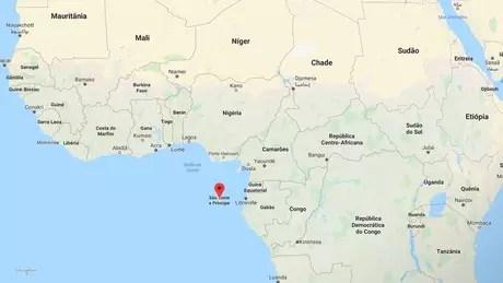 Formado por duas ilhas, São Tomé e Príncipe é o segundo menor país africano em extensão e tem cerca de 200 mil habitantes