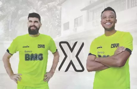 Fernando Miguel e Jordi são os dois principais candidatos a goleiro titular do Vasco (Carlos Gregório Jr/Vasco)