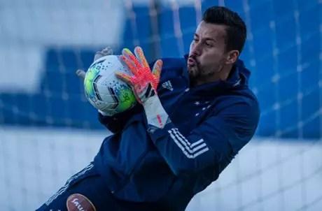 Fábio confia que a Raposa possa conseguir a vaga diante do CRB-(Bruno Haddad/Cruzeiro)