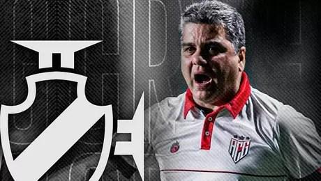 Marcelo Cabo comandará o Vasco em 2021