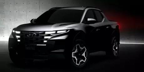 Hyundai Santa Cruz: unprecedented Korean pickup arrives next summer in the USA.