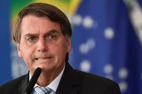 Presidente Jair Bolsonaro REUTERS/Ueslei Marcelino
