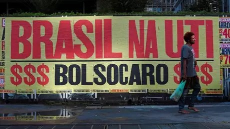 'Bolsocaro': a group that did not identify itself campaigned against skyrocketing prices in the country