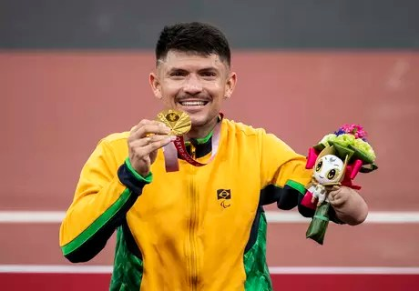 Petrucio Ferreira is the fastest man in the world