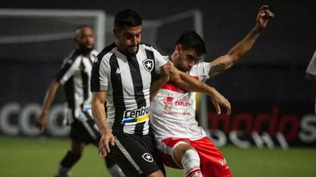CRB 2 x 1 Botafogo, pelo primeiro turno da Série B (Foto: Francisco Cedrim / Ascom CRB)