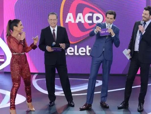 Globo faz campanha para o 'Teleton' pela 1ª vez, e programa arrecada R$ 27 milhões