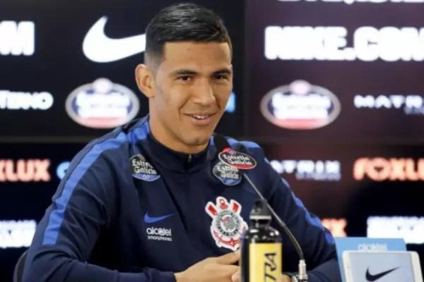 Balbuena, do Corinthians