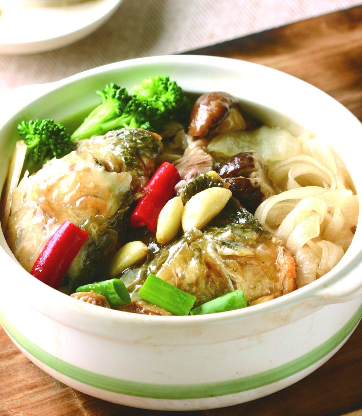 【食譜】砂鍋魚頭(7):www.ytower.com.tw