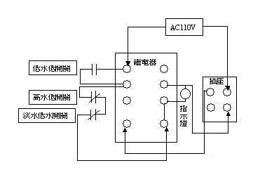 自動補水器電路 - PH 8.4