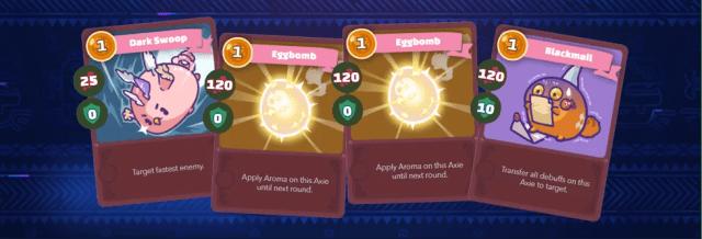 Axie Eggbomb Combo