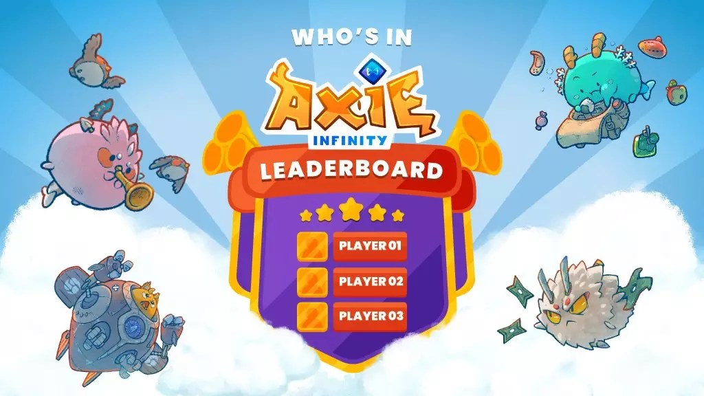 Who is on the Axie Infinity Leaderboard? | P2ENews.com