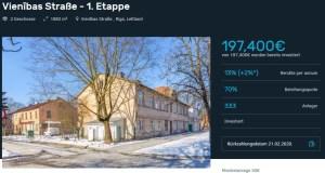 Haus im Schnee - Immobilienobjekt Bulkestate