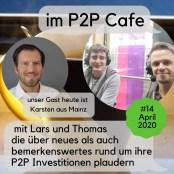 P2P Cafe 14 mit Karsten