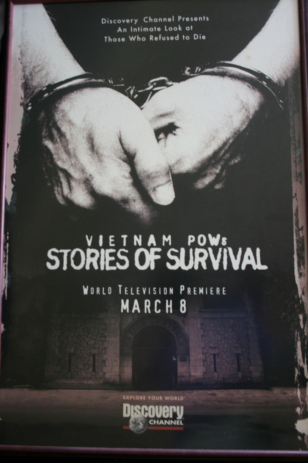 POW - Vietnam POWs Stories of Survival - Discovery Channel - Emmy Award - Graham Knight - Filmmaker