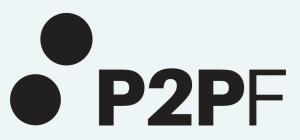 P2PF logo lightbluebckgr