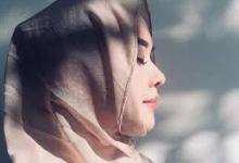 Photo of Cantiknya Aura Kasih Kenakan Hijab Di Hari Lebaran