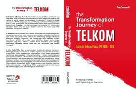 Photo of Pengantar Bedah Buku The Transformation journey of Telkom