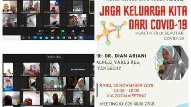 Photo of PC Semarang Selatan Memperingati HUT P2Tel Ke40 Dengan Sosialisasi Kesehatan