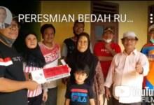 Photo of Peresmian Bedah Rumah Ibu Nurhasanah Jd Edi Subardi  Oleh PC Bekasi Barat