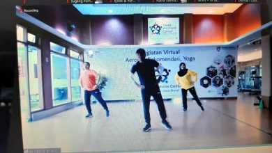 Photo of Aerobik Virtual YWC Jabar (18-06-2021) Dan Fasilitas Zoom