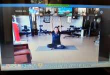 Photo of Kelas Yoga Virtual Nasional bersama YWC-Yakes (29-07-2021)-Di Saat Pandemi
