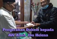 Photo of PC Bandung Timur Menyerahkan Dakem AW Alm Ibu Helena Hutapea  Nik 430786