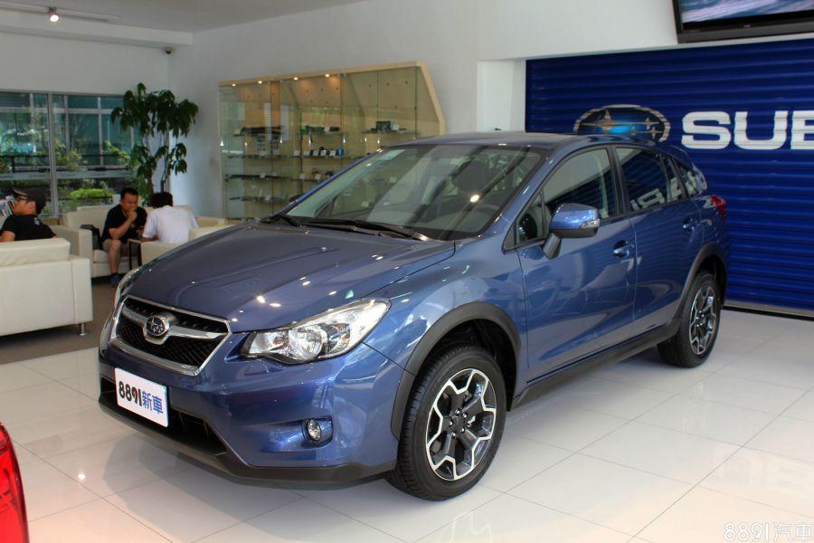 【圖】Subaru/速霸陸 - 2013 XV 汽車價格,新款車型,規格配備,評價,深度解析-8891新車
