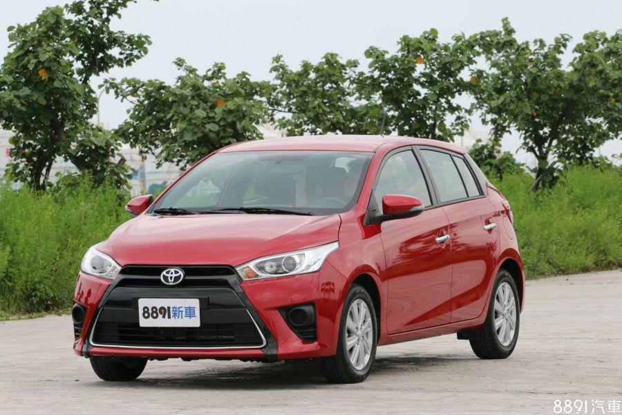 【圖】Toyota/豐田 - 2016 Yaris 汽車價格.新款車型.規格配備.評價.深度解析-8891新車