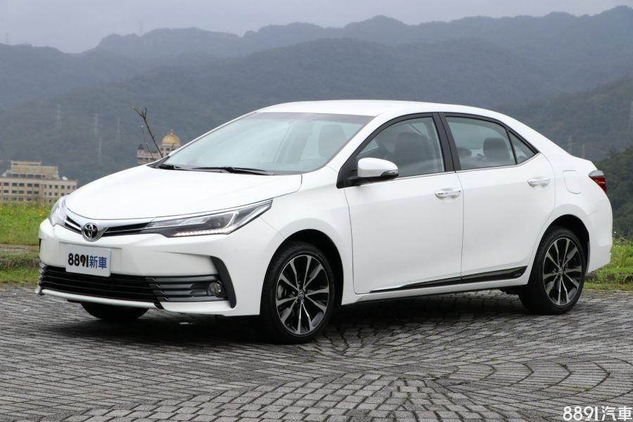 【圖】Toyota/豐田 - 2017 Corolla Altis 汽車價格,新款車型,規格配備,評價,深度解析-8891新車