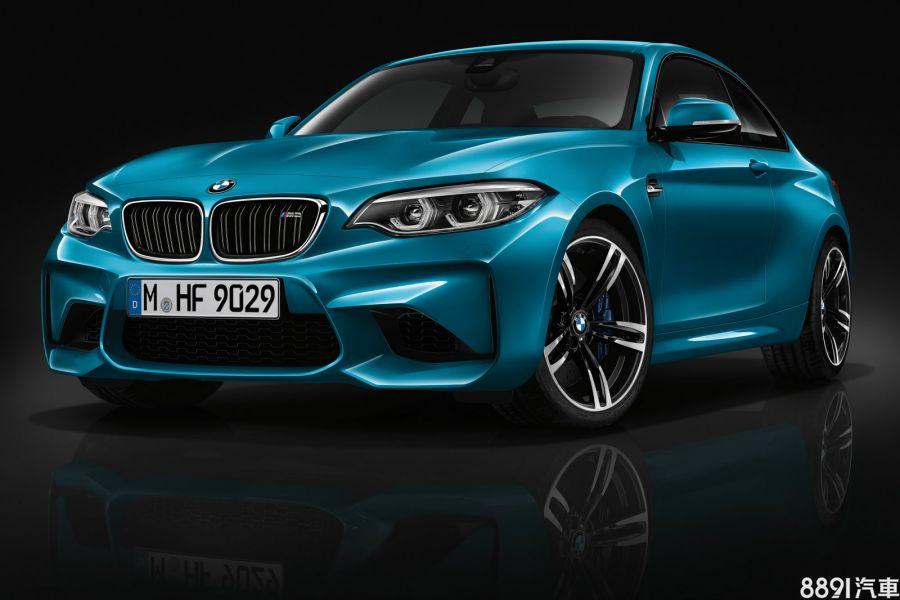 【圖】BMW/寶馬 - 2017 M2 汽車價格,深度解析-8891新車