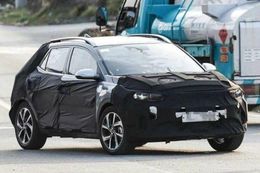 預計導入48V輕油電技術 小改款Kia Stonic開始路試 - 8891新車