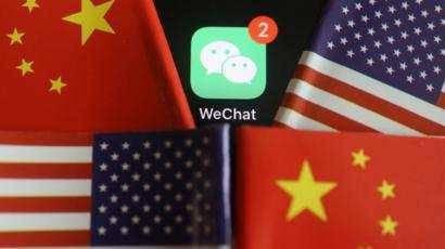 """""""微信禁令""""出現轉機:美國政府讓步,美國華人可正常使用_聯邦法院"""