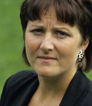 Anne B. Ragde (Foto: Rolf M. Aagaard, Aftenposter/Scanpix)
