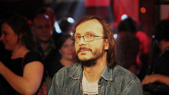 Thomas Felberg (Foto: Tom Ivar Øverlie, NRK P3)