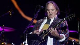 Neil Young. (Foto: NTB Scanpix)