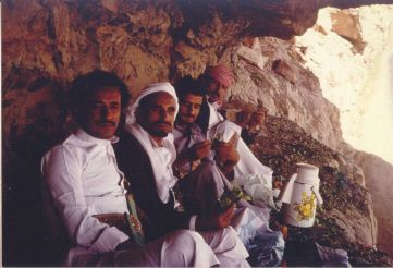 Khatpiknik i Jemen. (Foto: Ahron de Leeuw / CC BY 2.0)