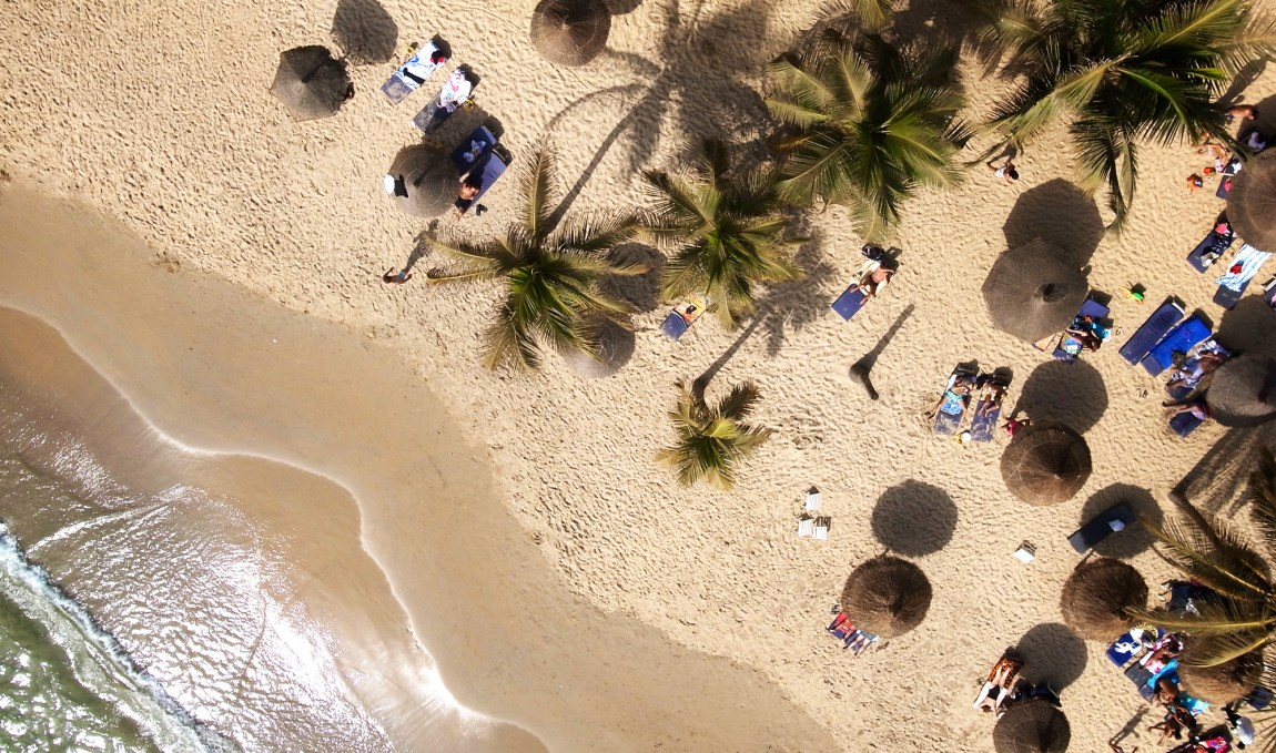Beach @ Hotel Diarama. (Foto: Jeff Attaway / CC BY 2.0)