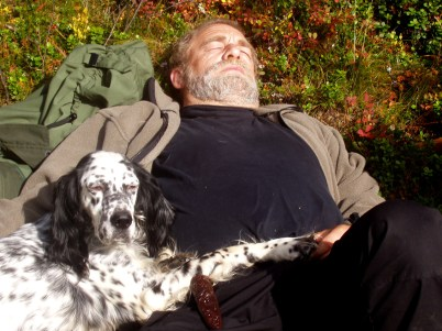 Før var Tor en mann som elsket å gå fjellturer og jakte. Men det går ikke lenger. (Foto: Privat)