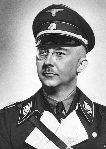 Heinrich Himmler var leder for SS, og ekstremt fascinert av norrøn religion og norsk kultur (Foto: Wikipedia)
