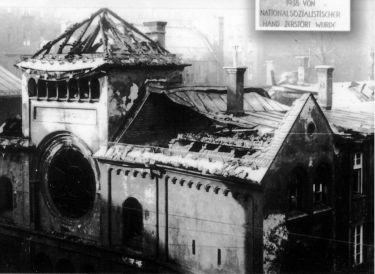 Ohel Yaaqov-synagogen, München