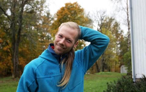 Audun Gulliksen (Foto: Sun Iren Bjørnås, NRK)