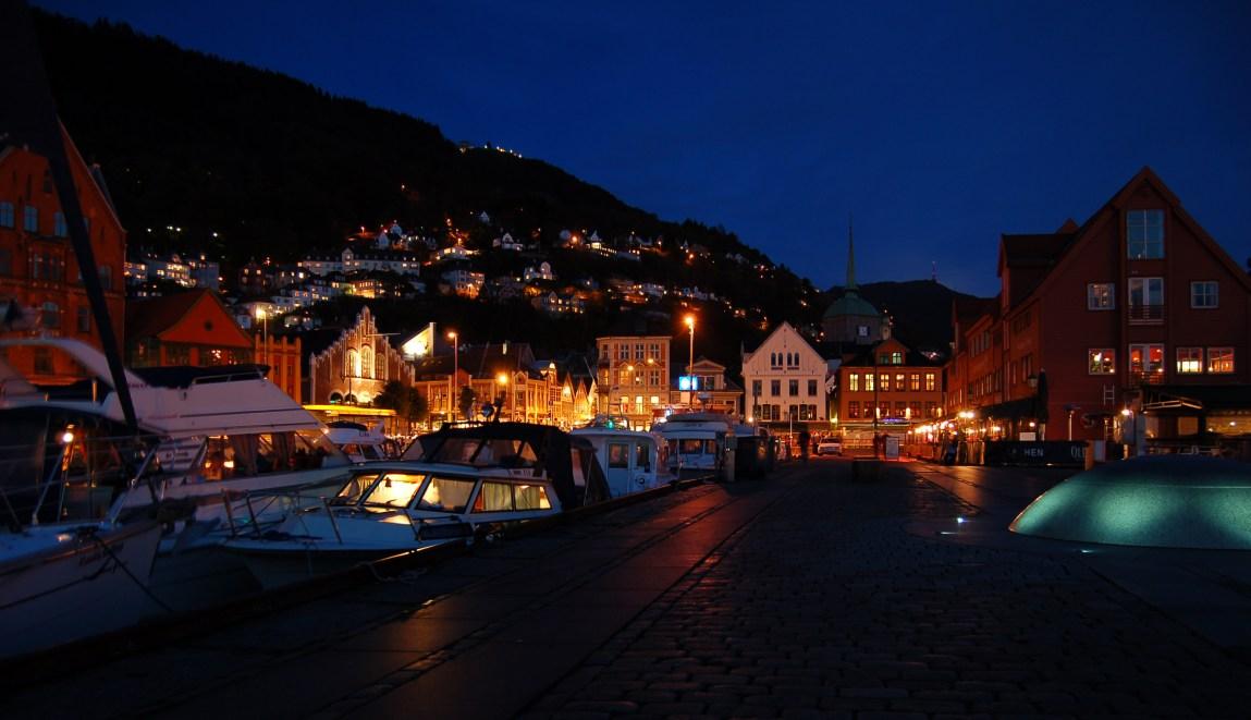 Bergen harbour. (Foto: Jonas Smith / CC BY 2.0)