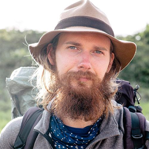 Oskar (Foto: Jørgen Klüver, NRK P3)
