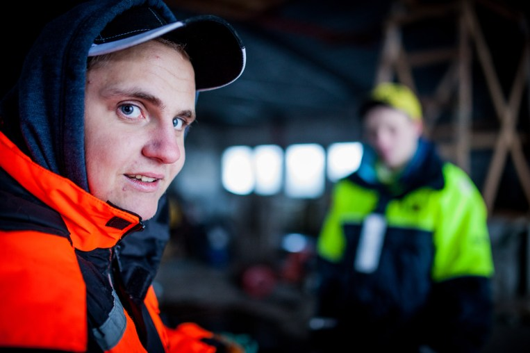 Kim Sverre har ikke fokus. (Foto: Matias Nordahl Carlsen)