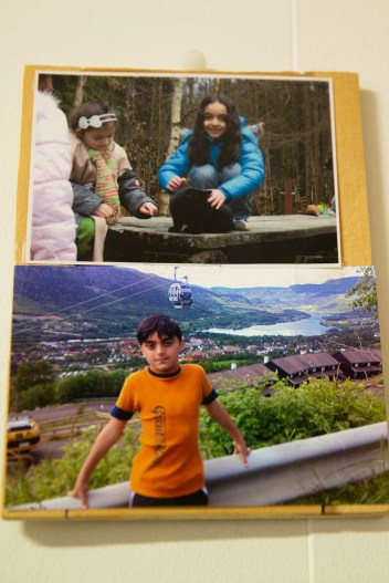 Mohsen var bare ti år gammel da de kom til Norge. Da de først kom til Norge bodde de 18 måneder på asylmottak i Øyer. (Foto: Mari Aftret Mørtvedt, NRK)